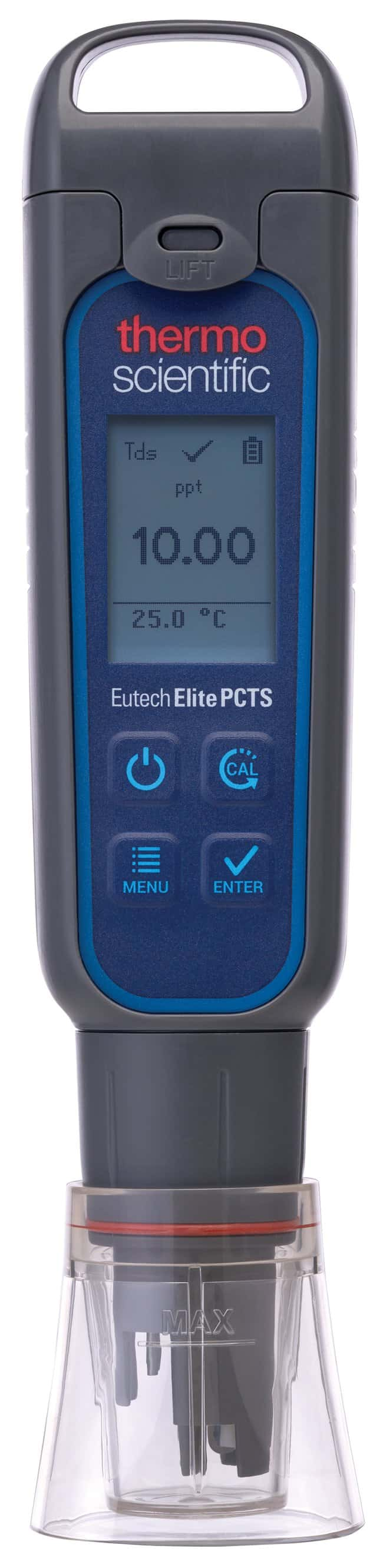 Thermo Scientific™Elite PCTS pH / Conductivity / TDS / Salinity Pocket Testers and Replacement Sensors  Products