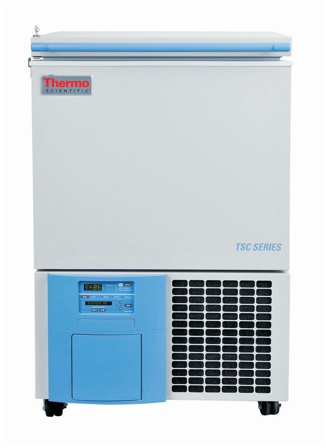 Thermo Scientific™-86 °C-Ultratiefkühltruhen der TSC Serie: Tiefkühlschränke Kühlgeräte, Tiefkühlgeräte und Kryoprodukte