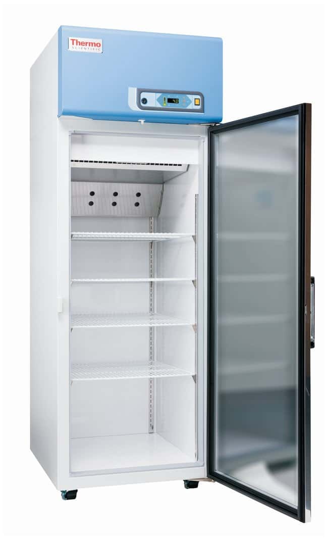 Thermo Scientific™ Revco™ High-Performance Laboratory Refrigerators with Glass Doors: Refrigerators Refrigerators, Freezers and Cryogenics