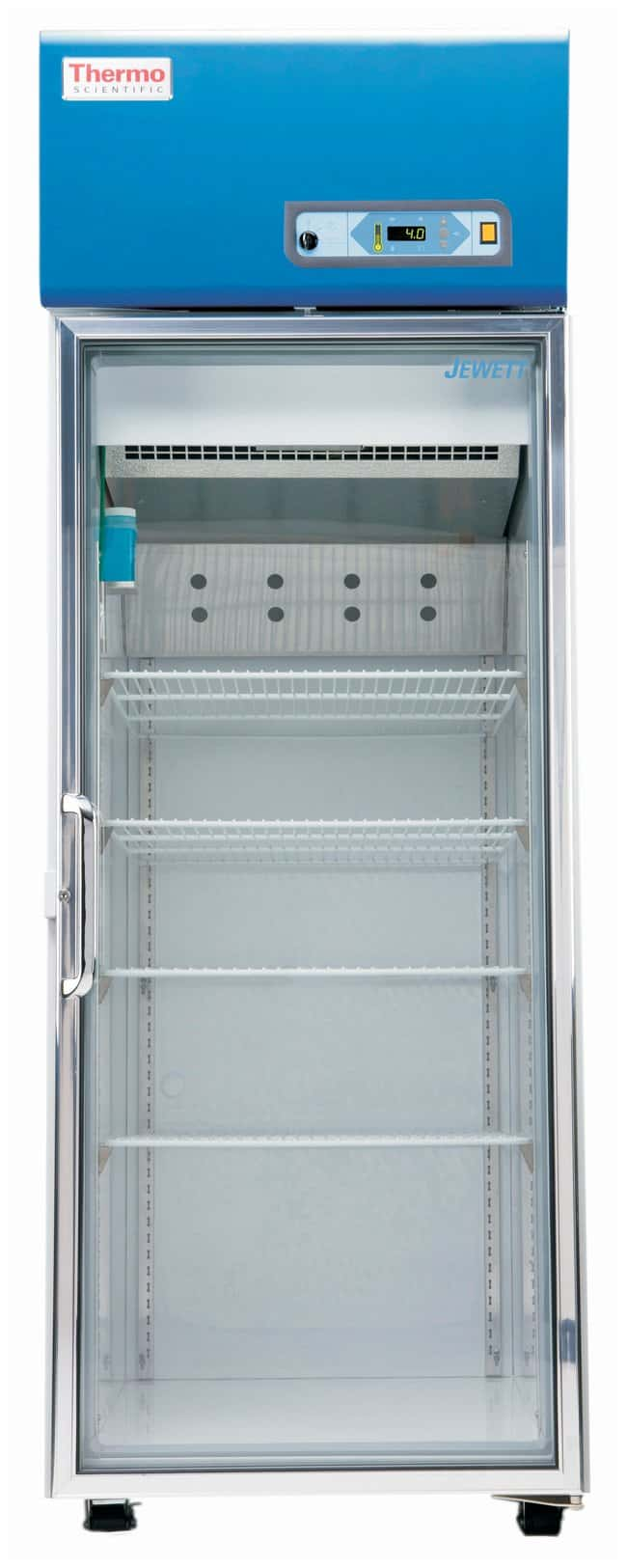 Thermo Scientific Jewett High-Performance Refrigerators with Glass Doors:BioPharmaceutical
