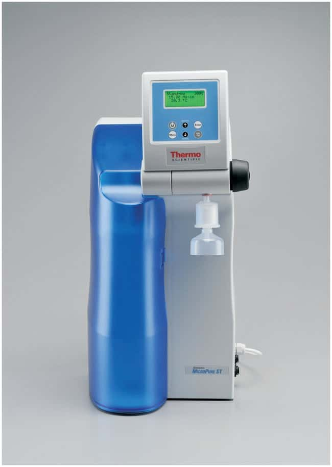 Thermo Scientific™ Barnstead™ MicroPure™ Water Purification System: Water Purification Systems Water Purification