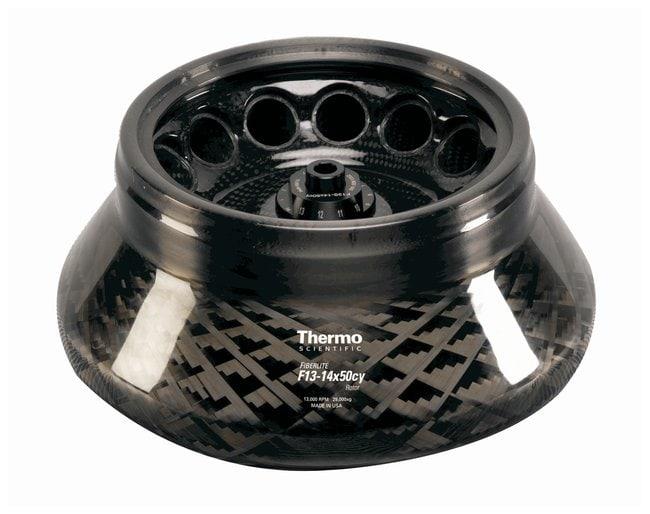 Thermo Scientific™Fiberlite™ F13-14 x 50cy Festwinkelrotor: Zentrifugenrotoren Zentrifugenzubehör
