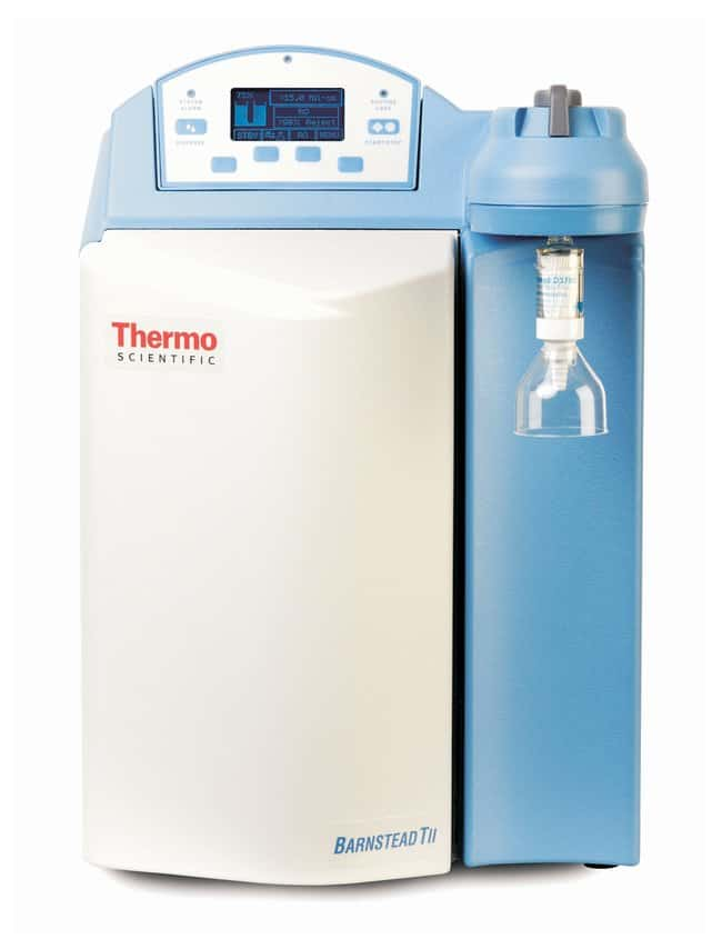 Thermo Scientific Accessories for the Barnstead TII Type 2 Water System:Testing