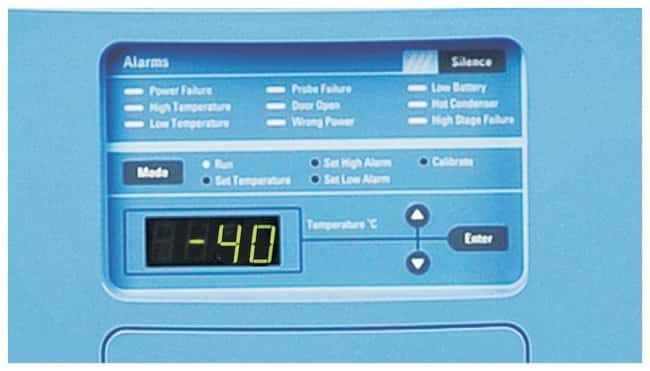 Thermo Scientific™TSD Series -40°C Upright Ultra-Low Temperature Freezers: Freezers Refrigerators, Freezers and Cryogenics