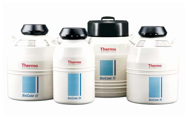 Thermo Scientific™Bio-Cane™ Cane and Canister Systems: Cryogenic Storage Cell Culture