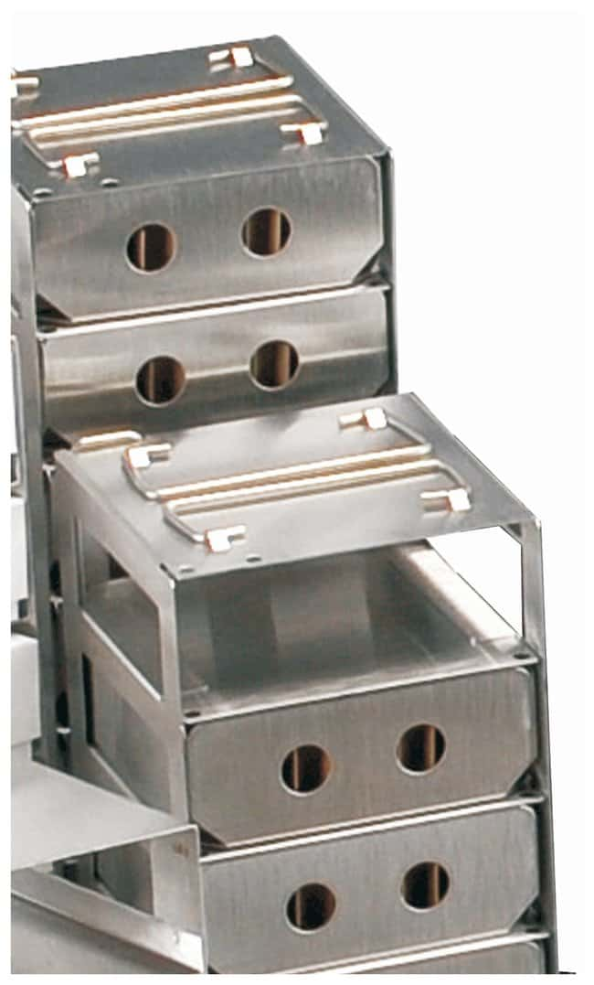 Thermo Scientific™ CryoPlus™ Series Racks and Holders