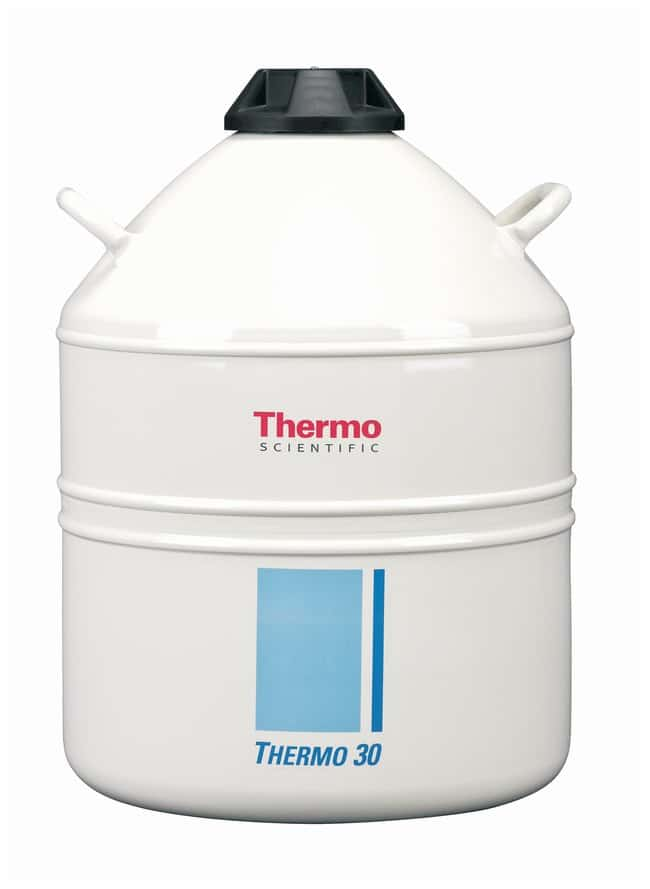 Thermo Scientific™ Thermo Series Liquid Nitrogen Transfer Vessels: Cryogenic Storage Cell Culture