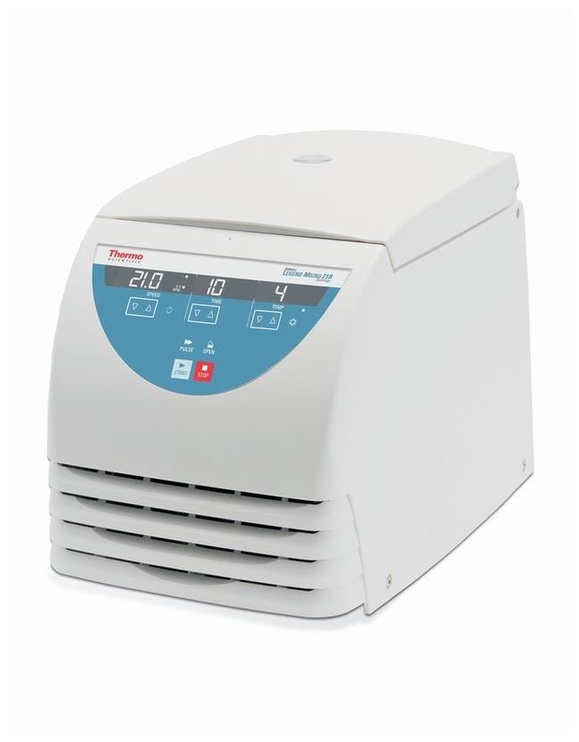 Thermo Scientific™Sorvall™ Legend™ Mikro 21R Mikrozentrifuge, gekühlt: Startseite