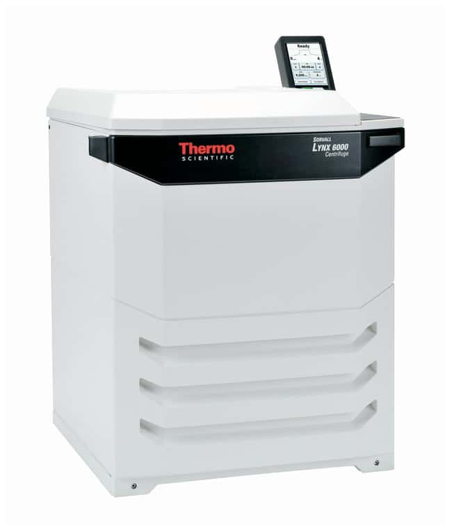 Thermo Scientific Sorvall LYNX 6000 Superspeed Centrifuge :Centrifuges