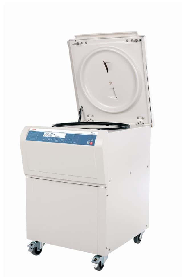 Thermo Scientific Sorvall Legend XT/XF Centrifuge Series :Centrifuges and