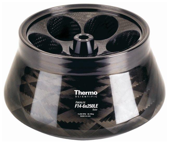 Thermo Scientific Fiberlite F14-6 x 250LE Fixed Angle Rotor :Centrifuges