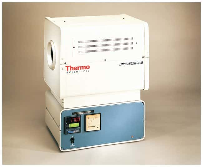 Thermo Scientific Lindberg/Blue M 1700C Tube Furnaces  Heated length: 12