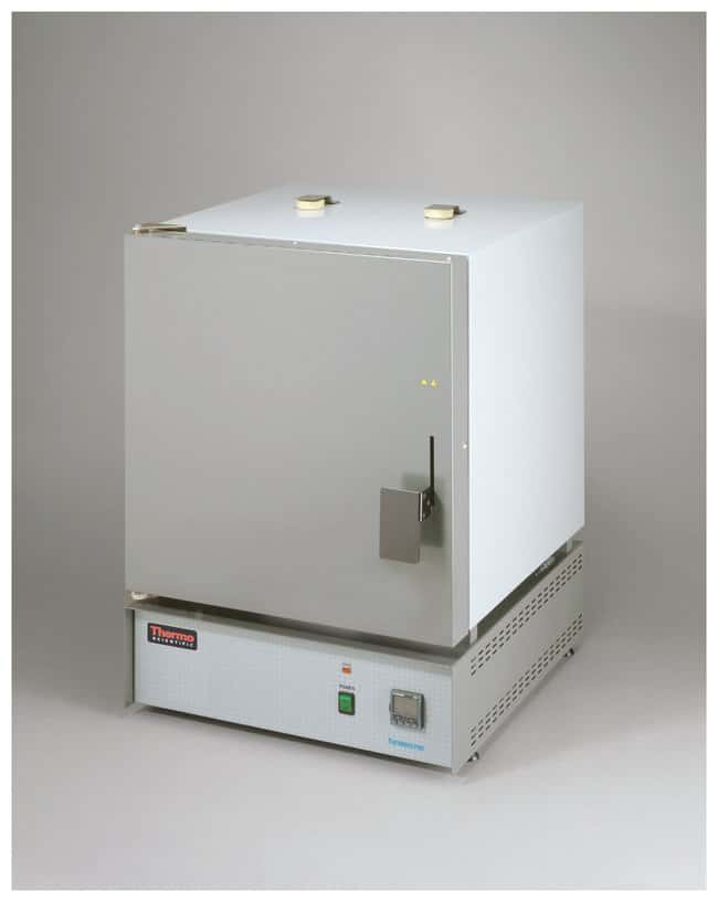 Thermo Scientific Thermolyne Largest Tabletop Muffle Furnaces  Single Setpoint;