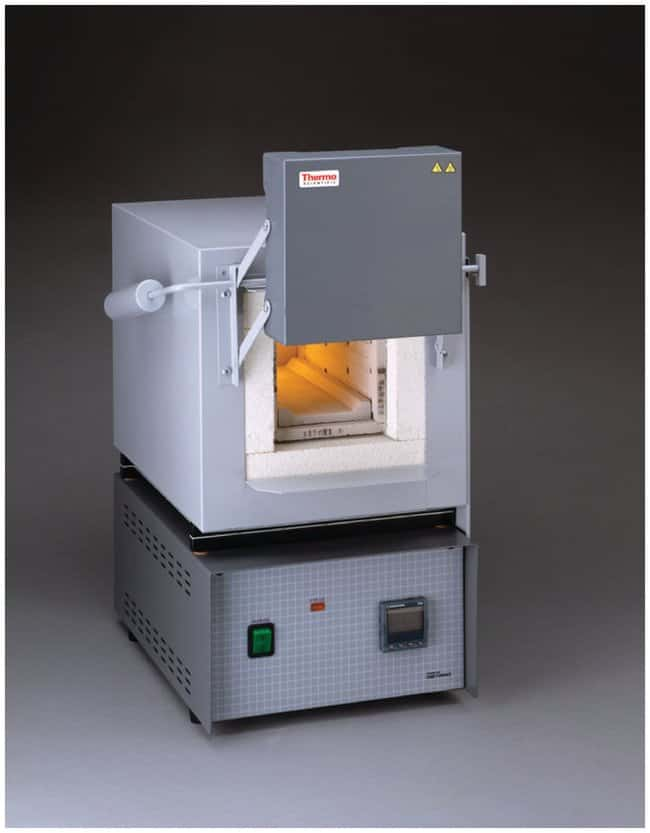 Thermo Scientific™ Thermolyne™ Industrial Benchtop Muffle Furnaces 8-Step Programmable; 240V 50/60Hz, 2230w Thermo Scientific™ Thermolyne™ Industrial Benchtop Muffle Furnaces