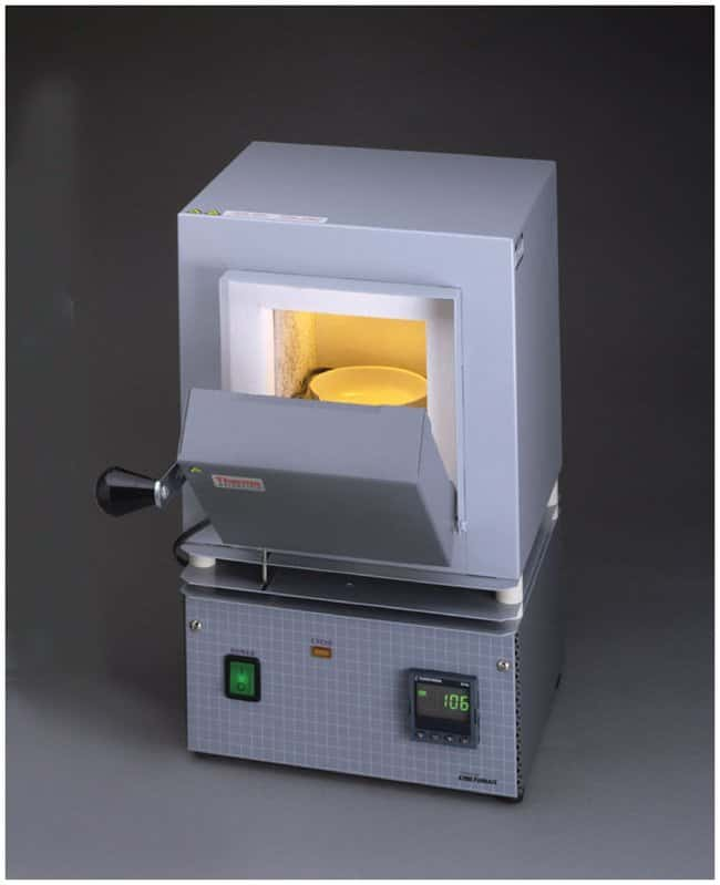 Thermo Scientific Thermolyne Benchtop 1100C Muffle Furnaces  Capacity: