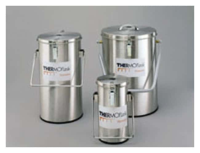 Thermo Scientific™ Thermo-Flask™ Benchtop Liquid Nitrogen Containers