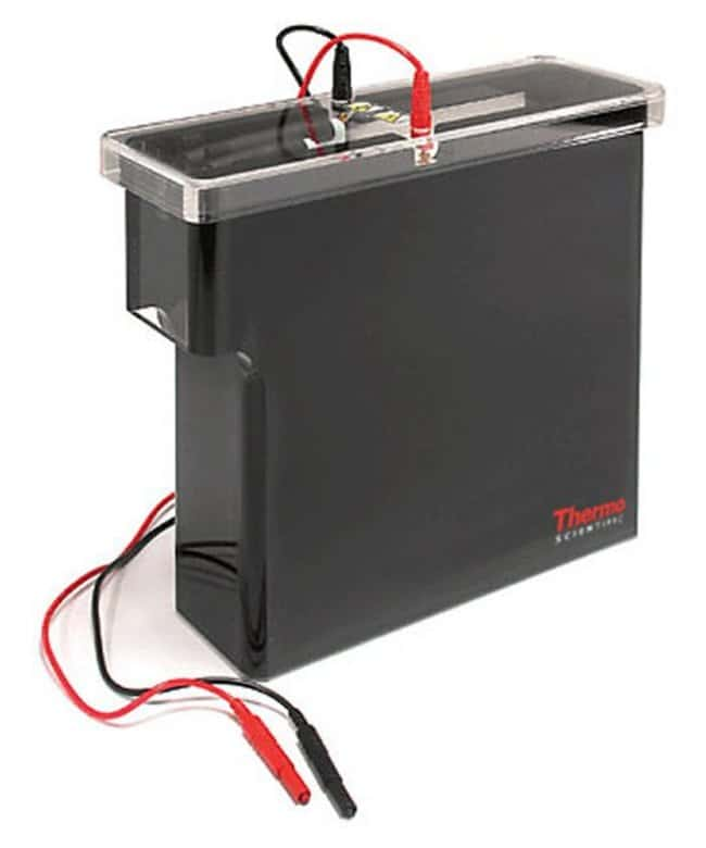 Thermo Scientific™ Owl™ VEP-3 Large Tank Electroblotting System Transfer area: 20 x 18.5cm; Buffer volume: 4.0L; 9L x 30W x 30cmH Electroblotting Equipment