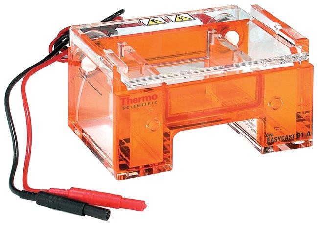 Thermo Scientific™Owl™ EasyCast™ B1A Mini Gel Electrophoresis Systems EasyCast Thermo Scientific™Owl™ EasyCast™ B1A Mini Gel Electrophoresis Systems