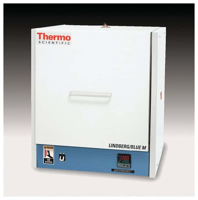 Thermo Scientific Lindberg/Blue M LGO Box Furnaces  0.6 cu. ft; Door: Vertical