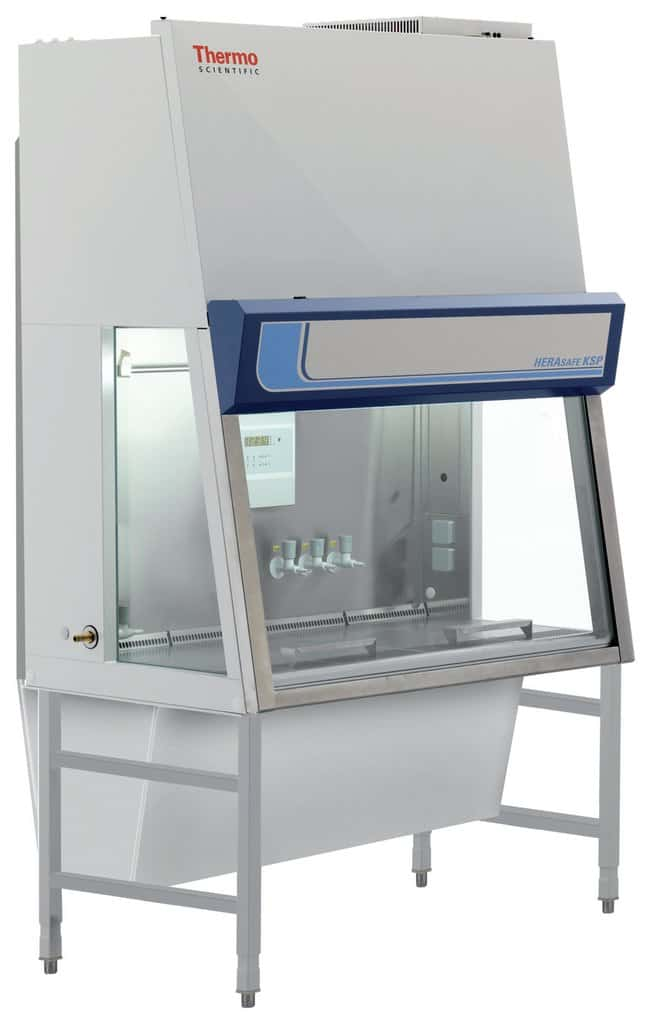 Thermo Scientific™ Herasafe™ KSP Class II Biological Safety Cabinet: Safety Cabinets Fume Hoods and Safety Cabinets