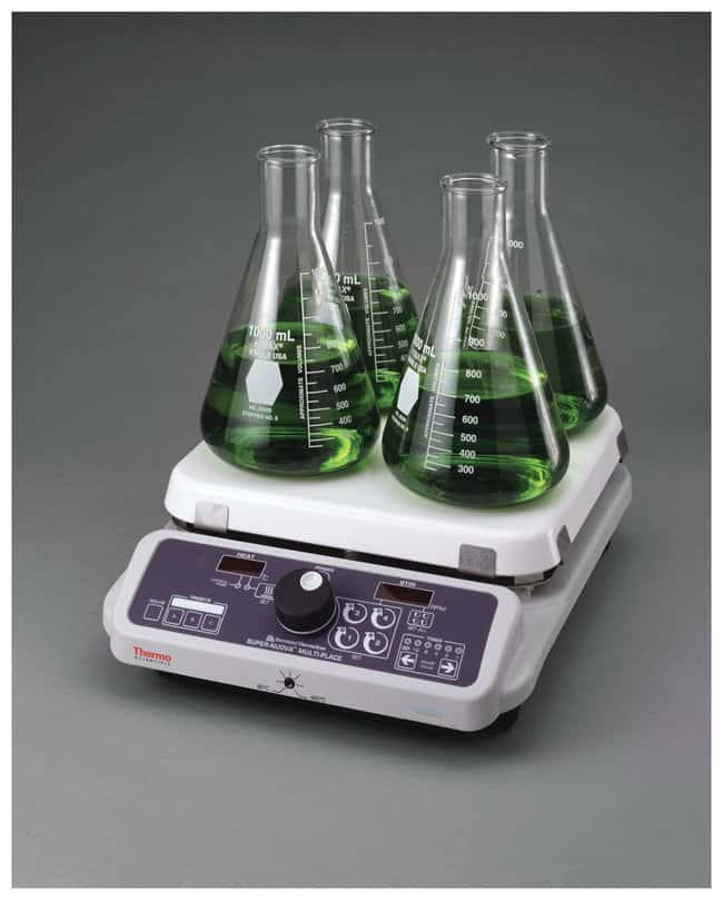 Thermo Scientific Super-Nuova Multi-Position Digital Stirring Hotplates:Incubators,