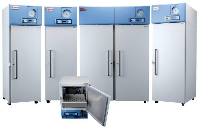 Thermo Scientific™Revco™ Plasma-Gefriergerät: Tiefkühlschränke Kühlgeräte, Tiefkühlgeräte und Kryoprodukte