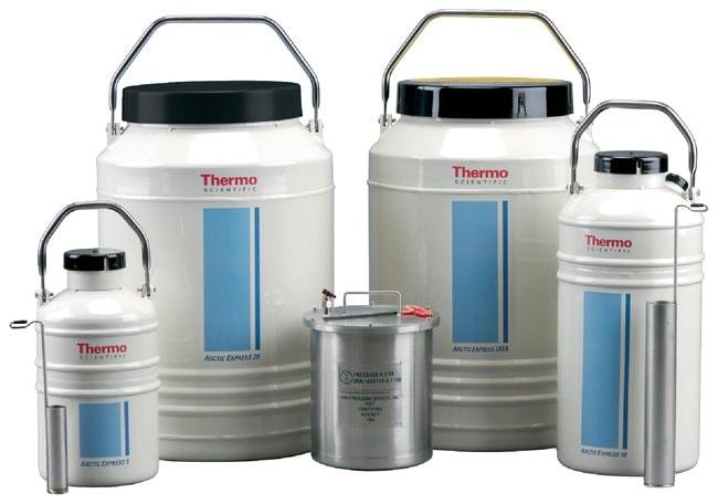 Thermo Scientific™Sistemas de transporte Arctic Express™: Sistemas de crioconservación Refrigeradores, congeladores y equipos criogénicos
