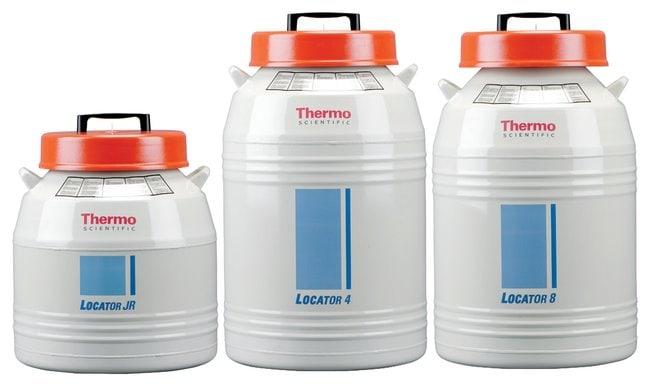 Thermo Scientific Locator Cryogenic Rack and Box Systems :Refrigerators,