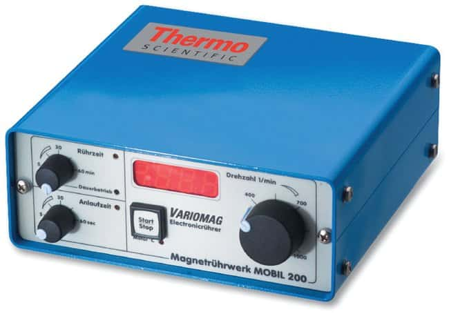 Thermo Scientific Cimarec 40M Controllers:Mixers, Shakers and Stirrers:Stirrers
