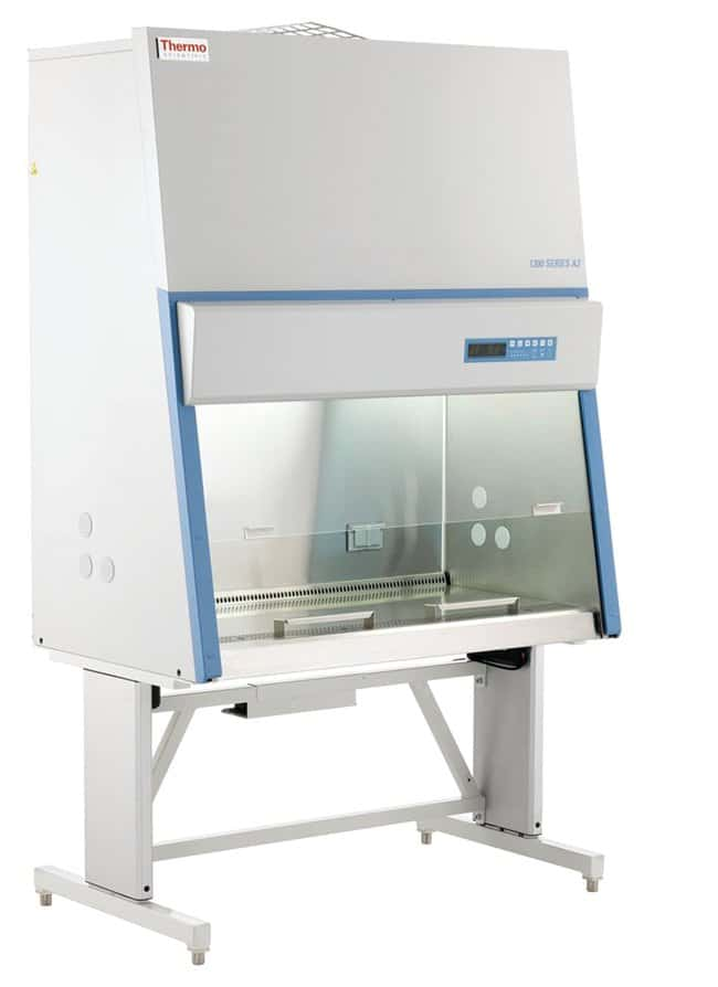 Beau Thermo Scientific™ 1300 Series A2 Class II, Type A2 Bio Safety Cabinets  (without Accessories)