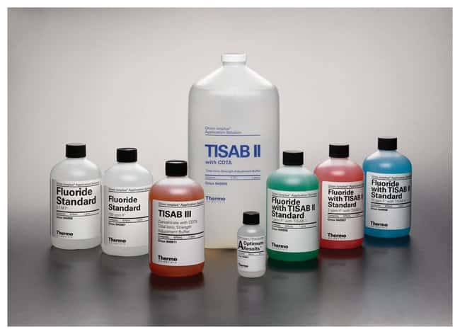 Thermo Scientific™Orion™ ISE Filling Solutions: Electrodes and Accessories pH and Electrochemistry