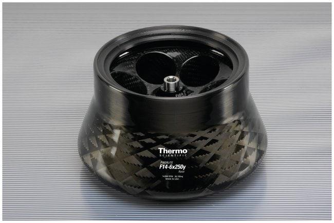Thermo Scientific Fiberlite F14-6 x 250y Fixed Angle Rotor :Centrifuges