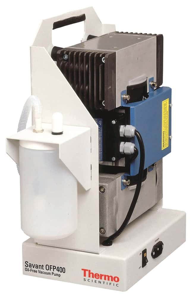 Thermo Scientific Oil-Free Vacuum Pumps for Vacuum Concentrators ::