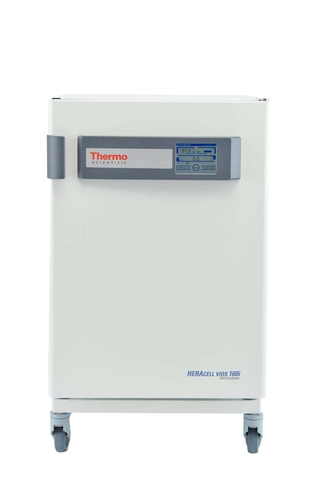 Thermo Scientific™ Incubatore con camera in acciaio inox Heracell™ VIOS 160i CO<sub>2</sub>