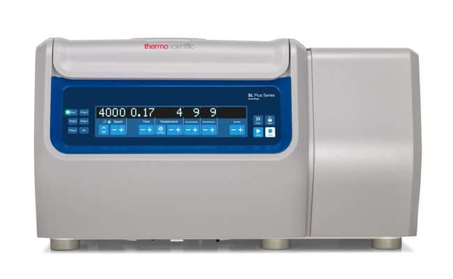 Thermo Scientific™ SL1 Plus Centrifuge Series: Home