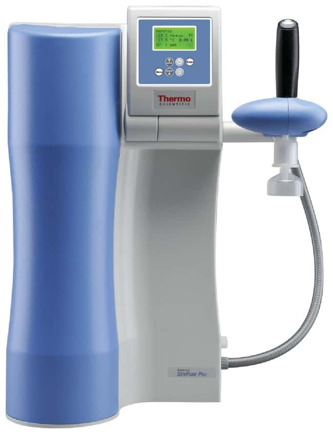 Thermo Scientific™ Sistema di purificazione dell'acqua Barnstead™ GenPure™ Pro