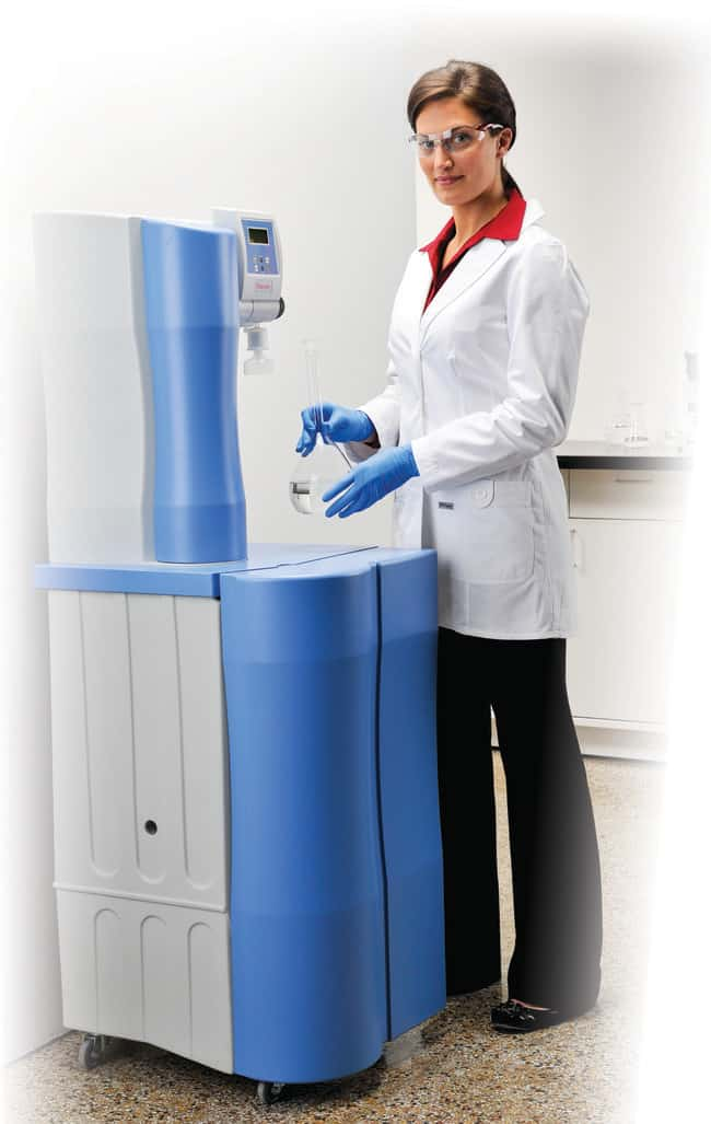 Thermo Scientific Barnstead LabTower EDI Water Purification System :Testing
