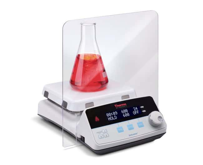 Thermo Scientific™SuperNuova+™ Stirring Hotplates Series: Hotplates and Hotplate Stirrers Incubators, Hot Plates, Baths and Heating
