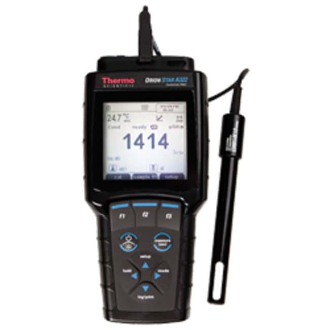 Thermo Scientific™ Orion Star™ A322 Conductivity Portable Meter