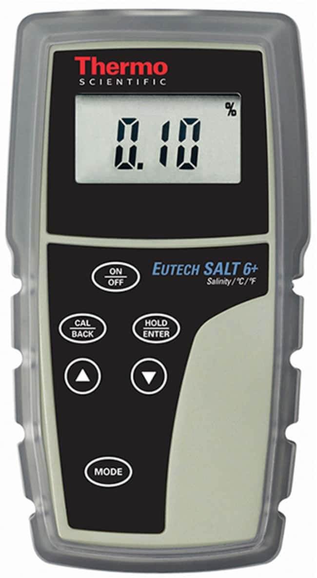 Eutech™ Salt 6+ Handheld Meters  Products