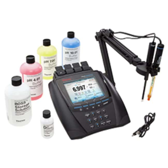 Thermo Scientific™Orion™ Versa Star Pro™ Benchtop pH Meter: pH Meters Electrochemistry