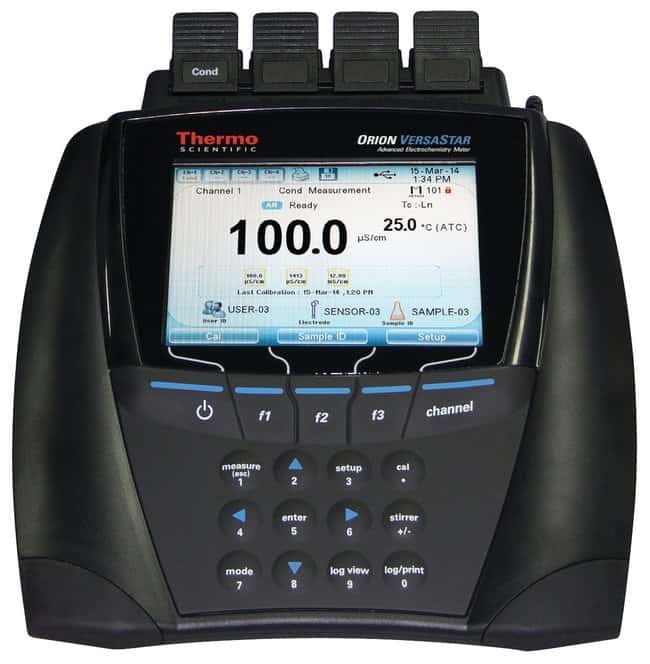 Thermo Scientific Orion Versa Star Pro Conductivity Benchtop Meter:Thermometers,