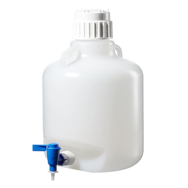 Thermo ScientificNalgene Polypropylene, Carboy with Spigot Capacity: 2.5