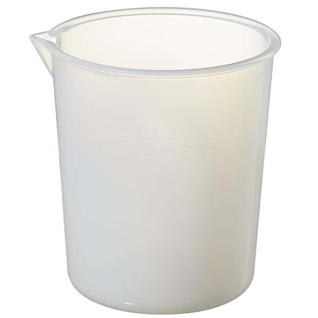 Thermo Scientific™Nalgene™ Griffin Low-Form PFA Plastic Beakers: Beakers and Lids Beakers, Bottles, Cylinders and Glassware