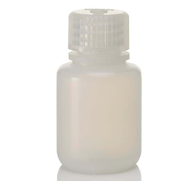 Thermo Scientific  Nalgene  Boston Round Narrow-Mouth HDPE Bottles with Closure: Bulk Pack