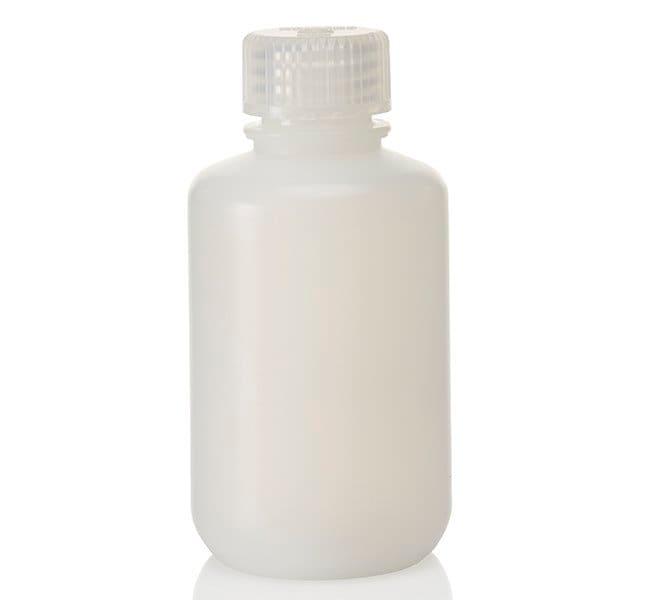 Thermo Scientific™Nalgene™ Narrow-Mouth HDPE Economy Bottles HDPE; Capacity: 4 oz. (125mL) Thermo Scientific™Nalgene™ Narrow-Mouth HDPE Economy Bottles