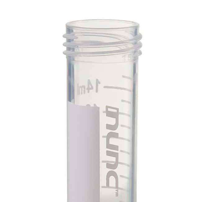 Thermo ScientificNunc™ 15 mL Polypropylene Centrifuge Tubes Bulk:Tubes