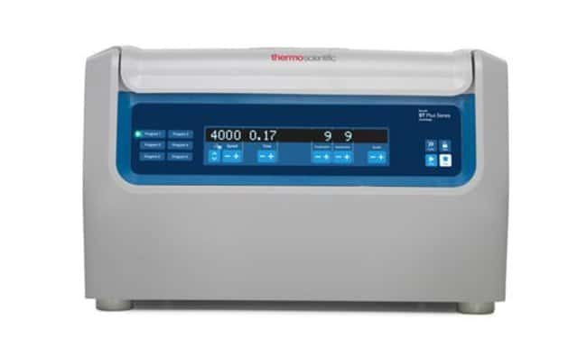 Thermo Scientific™ Sorvall ST4 Plus Centrifuge Series: Inicio