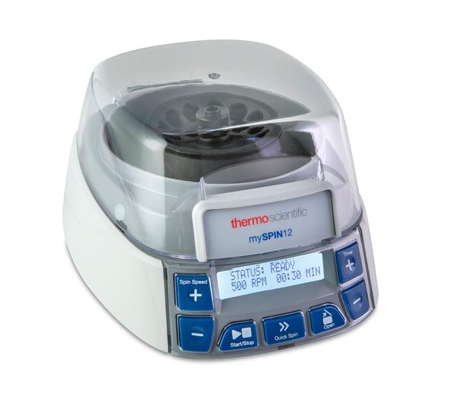 Thermo Scientific™MySPIN™ 12 Mini-Zentrifuge mySPIN 12 Minizentrifuge Mikrozentrifugen