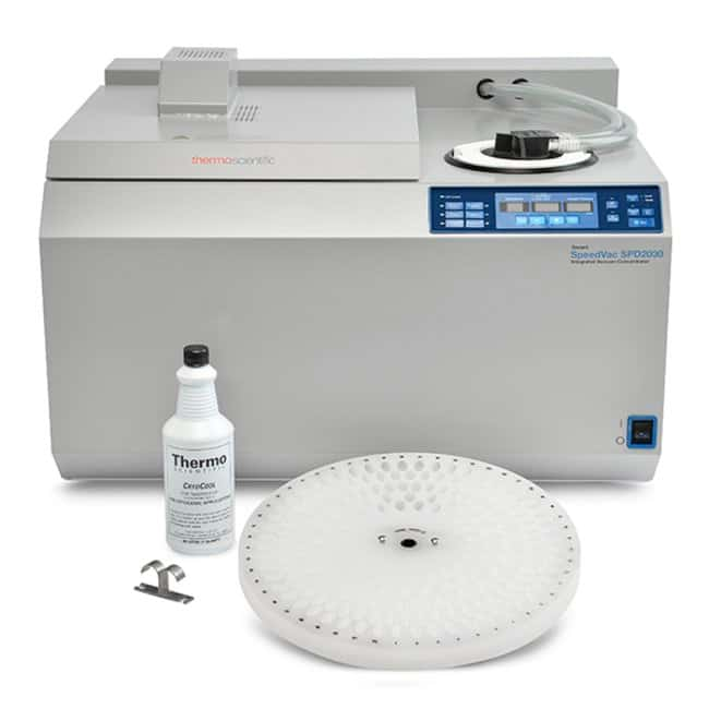 Thermo Scientific Savant SpeedVac Integrated Vacuum Concentrator Systems